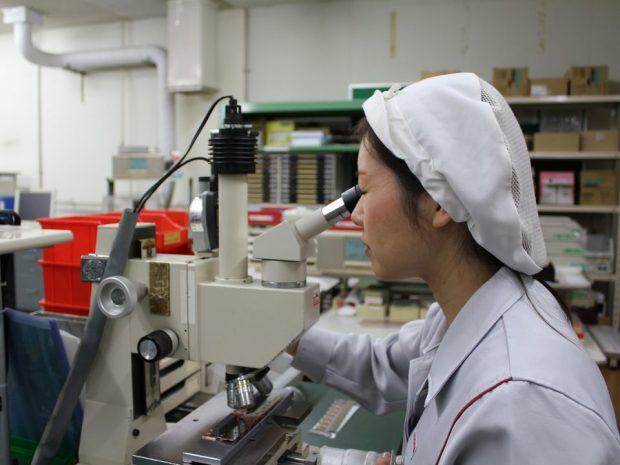 最新鋭の検査設備・検査設備3